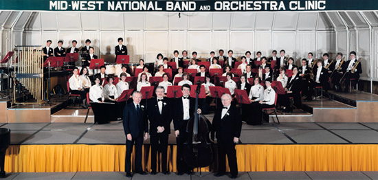 39th Annual Midwest National Band & Orchestra Clinic