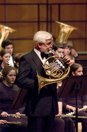 Dale Clevenger, Horn Soloist, Chicago Symphony Orchestra